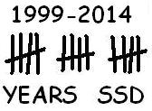 Archiv: SSD birthday logo