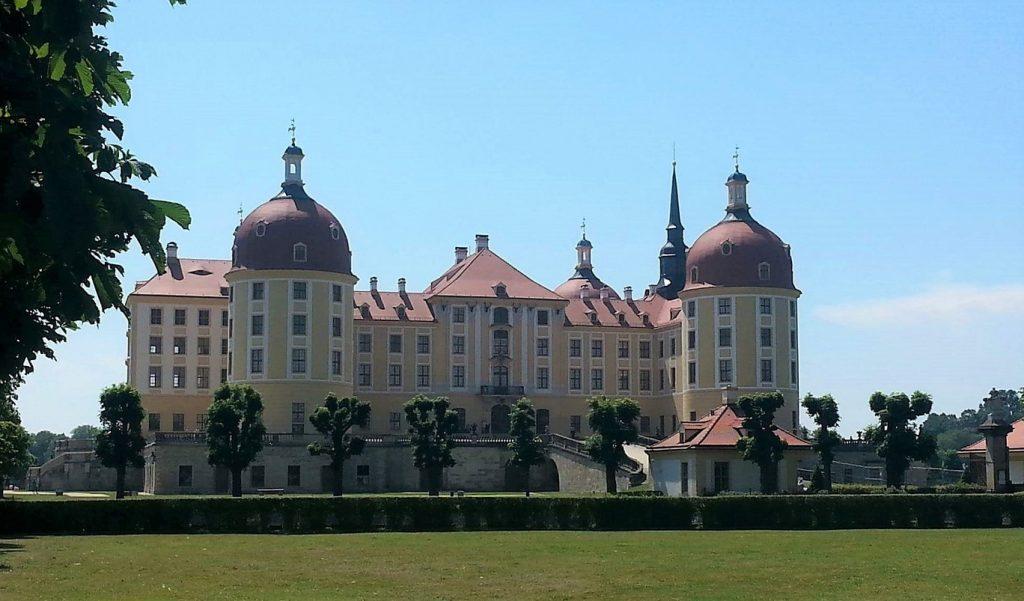 Saxony - our region - Moritzburg castle