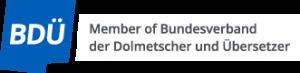 Team: BDÜ - Logo