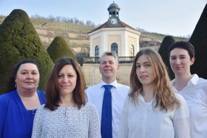 Schweitzer Sprachendienst team 2019